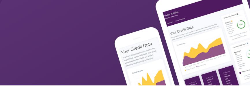 Small business credit score